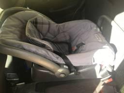 Bebê conforto com suporte