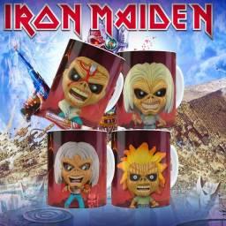 Canecas Colecionáveis Funko Pop Iron Maiden!