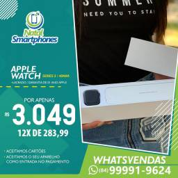 Apple Watch Serie 5 40MM * PRETO * GARANTIA 12 MESES ( ZERO, LACRADO )