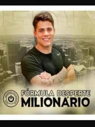 Fórmula desperta um milionário