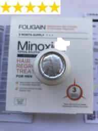 minoxidil 5% foligain ( EUA)