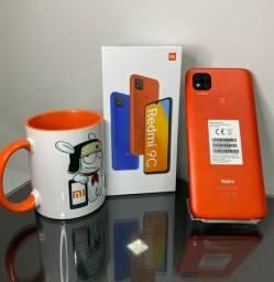 Xiaomi Redmi 9C 10x S/Juros 64GB/ 3 Ram Loja Fisica Versão Global + Garantia