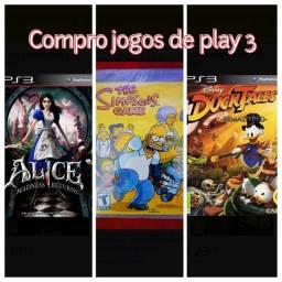 C0mpr0 jogos play 3