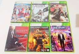 Jogos de Xbox 360 - Mídia Física