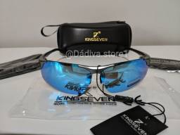 Óculos Kingseven Importado Original $125,00 A Vista