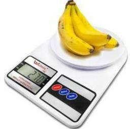 Balança Digital Cozinha 10kg Frente grátis