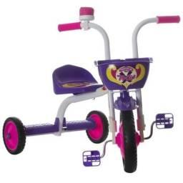 Triciclo Infantil Feminino