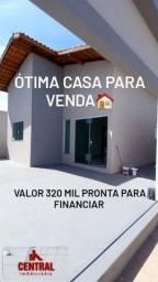 Casas prontas para financiar