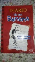 Livro diário de um banana- As memórias de Greg Heffley