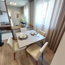 _/ Excelente Apartamento de 51m² - Novo, ao lado de Sta felicidade.  02Quartos