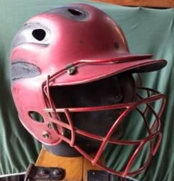 Capacete de Baseball Wilson