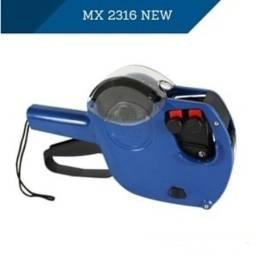 Etiquetadora manual para 2 datas: Marca Fixxar,  modelo MX 2316 New