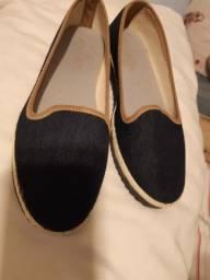 Título do anúncio: Sapato de lona n. 37