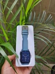 Smartwatch Y20 P8 plus Coloca foto na tela