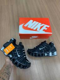 Nike Shox 12 Molas refletivo 38 ao 43