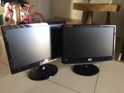 Monitor STi de19? e Samsung 20?
