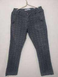 Calças Masculinas em Sarja - R$ 15