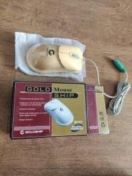 Kit teclado Multimídia, Mouse e caixa de Som Goldship - Novos