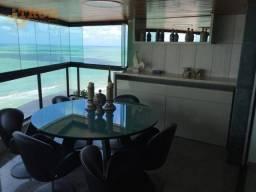 Edf Akópolis, beira mar da praia de boa viagem