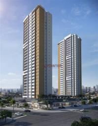 Apartamento com 3 dormitórios à venda, 97 m² por R$ 500.000,00 - Jardim Europa - Goiânia/G