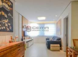 Apartamento à venda com 2 dormitórios em Laranjeiras, Rio de janeiro cod:LAAP25018