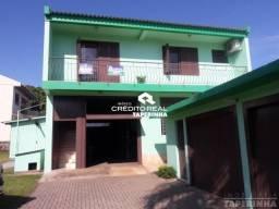 Casa à venda com 2 dormitórios em São joão, Santa maria cod:9223