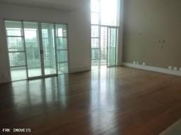 Apartamento de 4 quartos para locação, 270m2