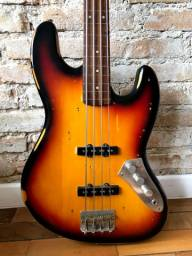 Baixo Fretless Vintage Icon Series Vj96