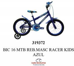 Bicicleta aro 16 R$ 599,00