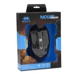 Mouse com fio Knup KP-V16 Gamer