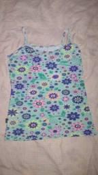 Blusinha colorida