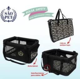 Bolsa para Cães e Gatos - Marca São Pet - (Avião)