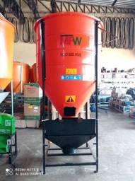 Título do anúncio: Misturador mfw 500kg