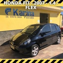 Honda Fit - 2007 - 1.4 - Flex