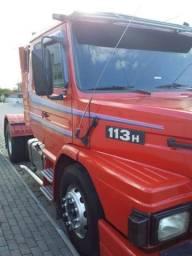 Vendo Scania 113  Impecável 100% Revisado Com Ar Condicionado