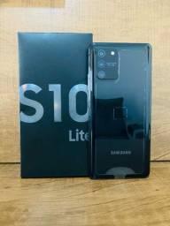 Galaxy S10 Lite Novo, Lacrado, Garantia (12x Cartão)