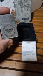Isqueiro Zippo antigo FAB para uso ou coleção