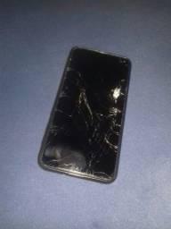 Samsung A10 retirada de peças  ele funciona tudo so vazou o líquido