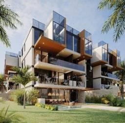 TG Surpreenda-se apartamento / 116m2 a Beira Mar de Muro Alto - 1 a 4 suítes