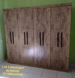 L.M.S Montagem de móveis