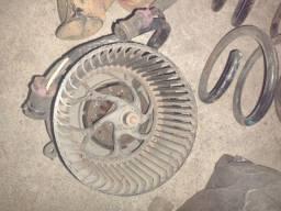 Motor do ventilador interno Santana