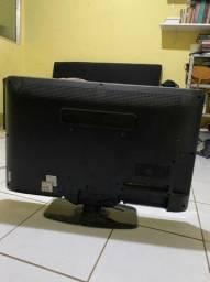 TV philipps e motor de liquidificador
