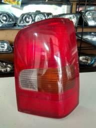 Lanterna traseira de VW Parati G2 bola 1995/04 l.d original Polimatic nova s/uso
