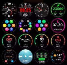 Smartwatch inteligente (aceito negociação, parcelo no cartão c/ acréscimo)