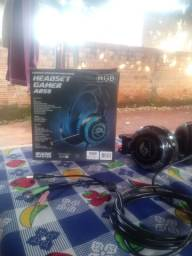 Headset gamer ARS9 RGB