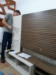 Montador de móveis e instalação