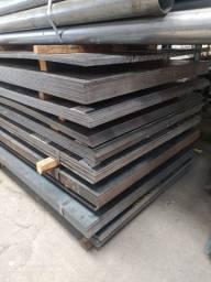 Chapas de aço carbono e chapa galvanizada