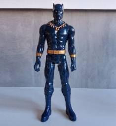 Boneco Pantera Negra Raro
