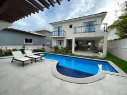 Casa em Condomínio para Venda em Salvador, Alphaville II, 4 dormitórios, 4 suítes, 1 banhe