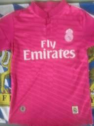 Camisa infantil Real Madrid Ronaldo